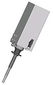 ブレード温度分布計測装置(パイロメーター システム)
